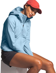 Women's The North Face Canyonlands Hoodie  in Angel Falls Blue