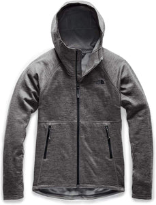 Women's The North Face Canyonlands Hoodie  in TNF Dark Grey Heather