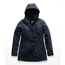 Load image into Gallery viewer, Women's The North Face City Midi Trench  in Urban Navy