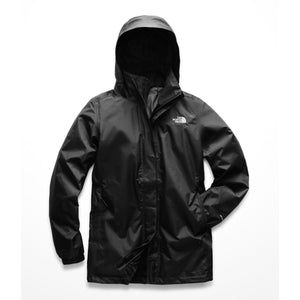 Women's The North Face Resolve Parka  in TNF Black/Foil Grey