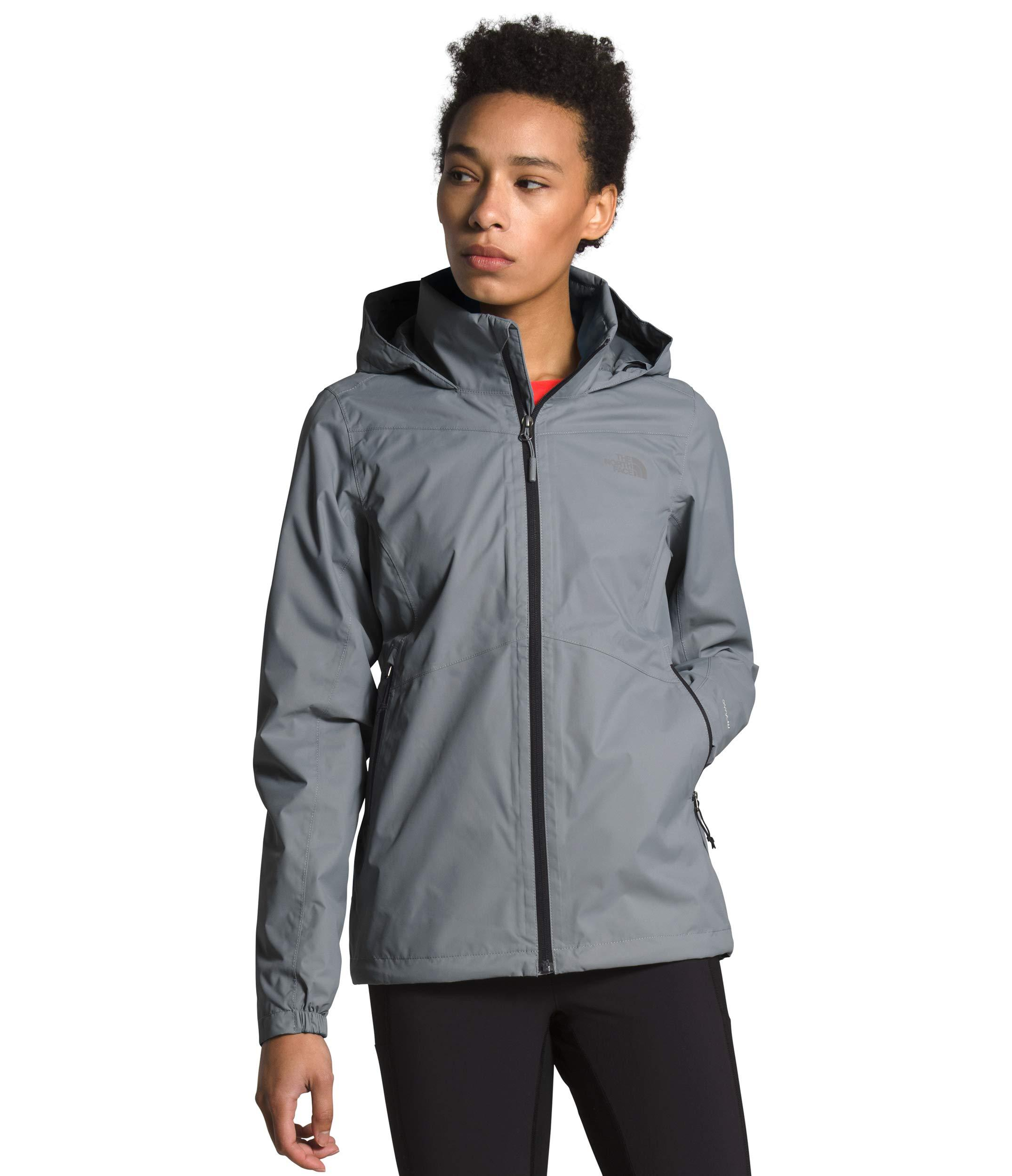Women's The North Face Resolve Plus Jacket  in Mid Grey