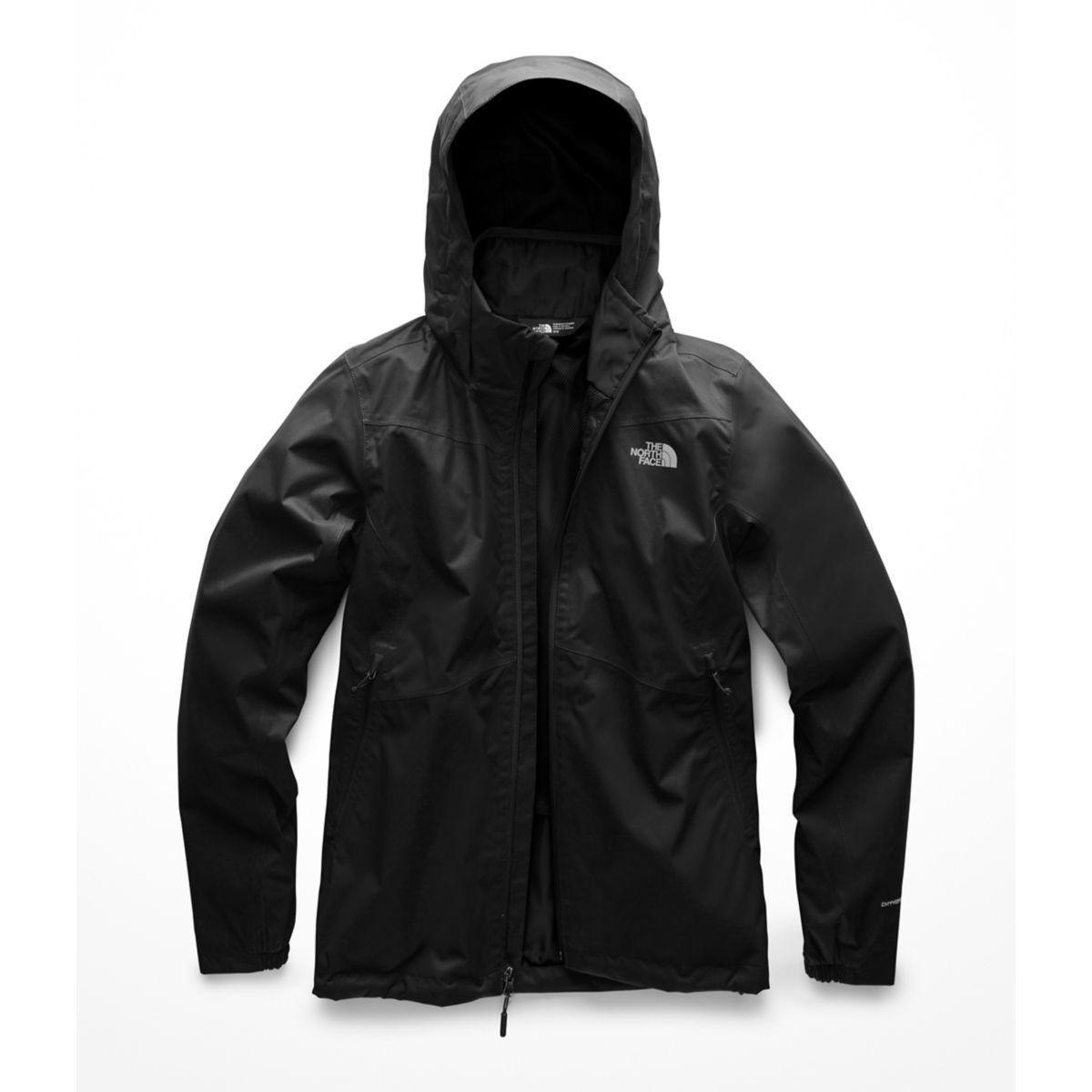 Women's The North Face Resolve Plus Jacket  in TNF Black