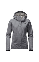 Load image into Gallery viewer, Women's The North Face Venture 2 Jacket  in Medium Grey Heather