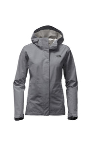 Women's The North Face Venture 2 Jacket  in Medium Grey Heather