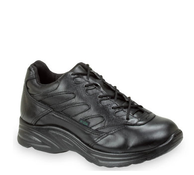 Thorogood 534-6932 Women's Oxford Liberty Uniform Shoe in Black from the side