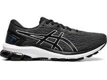 Load image into Gallery viewer, Women's Asics GT-1000 9 Running Shoe in Carrier Grey/Black from the side