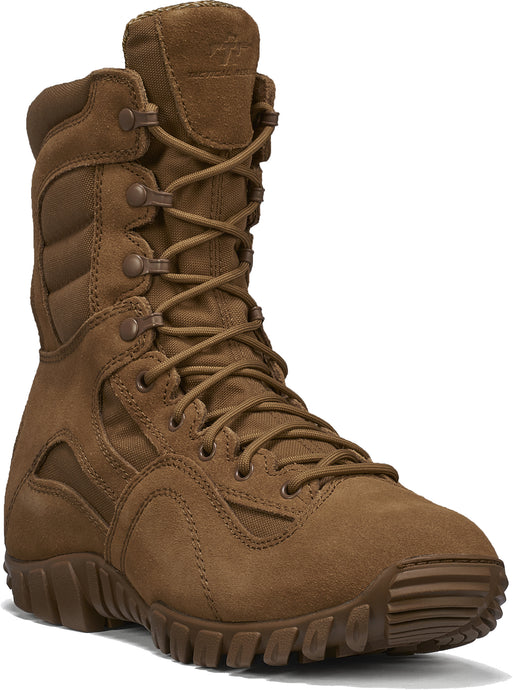 Khyber TR550Wpins Waterproof Insulated Mountain Hybrid Boot in Coyote color from the side