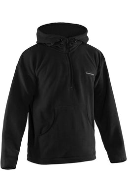 Bering Fleece Jacket in Black color from the front view