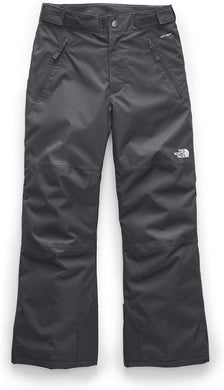 Boy's The North Face Freedom Insulated Pant Pant in Asphalt Grey