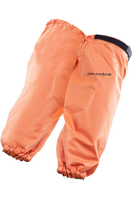 Brigg 25 Orange Sleeves w/o cuff in Orange color from the front view