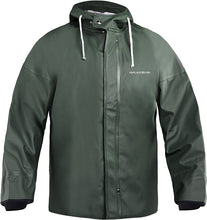 Load image into Gallery viewer, Brigg 44 Tall Jacket in Green color from the front view