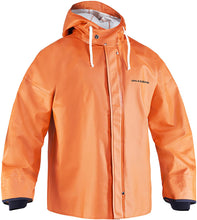 Load image into Gallery viewer, Brigg 44 Tall Jacket in Orange color from the front view