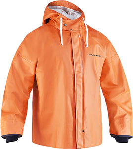 Brigg 44 Tall Jacket in Orange color from the front view