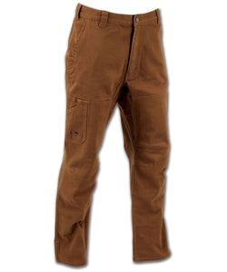 Cedar Flex Pant in Russett color from the front view