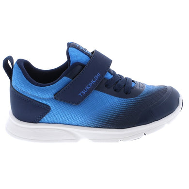 Child Tsukihoshi Turbo Sneaker in Blue/Navy