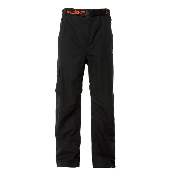 Full Share Pant in Black from the front
