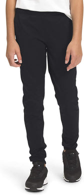 Girl's The North Face Aphrodite Pant Pant in TNF Black