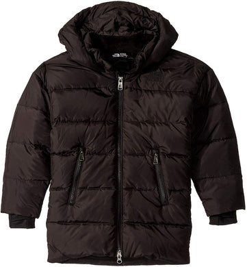 Girl's The North Face Gotham Down Parka Parka in TNF Black