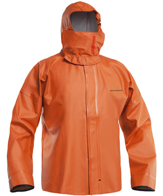 Extreme Hooded Jacket in Orange color