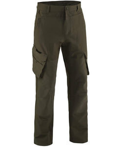 Breakwater Pant in Olive Night color