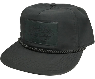 Captains Hat in Black color
