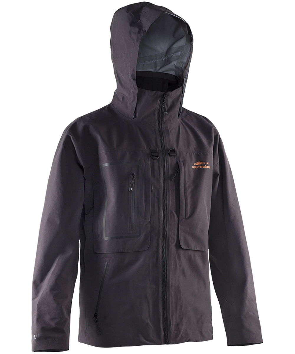 Dark & Stormy Jacket in Black color