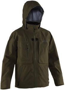 Dark & Stormy Jacket in Olive Night color