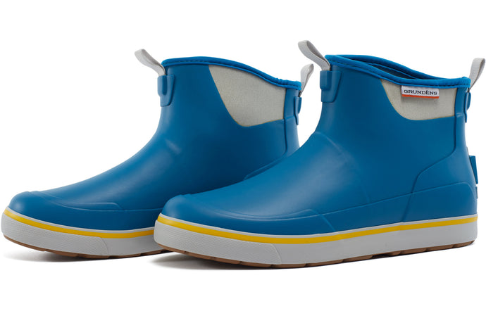 Deck-Boss Ankle Boot in Aegean color
