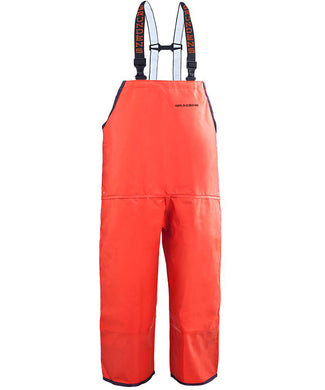 Harvestor Hd 17 Bib Pant in Orange color