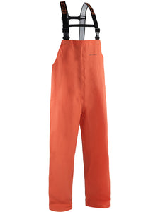 Nordan 28 Bib Trouser in Orange color