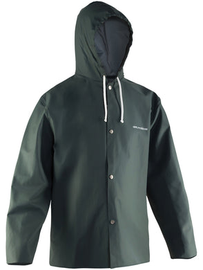 Nordan 82 Hooded Jacket in Green color