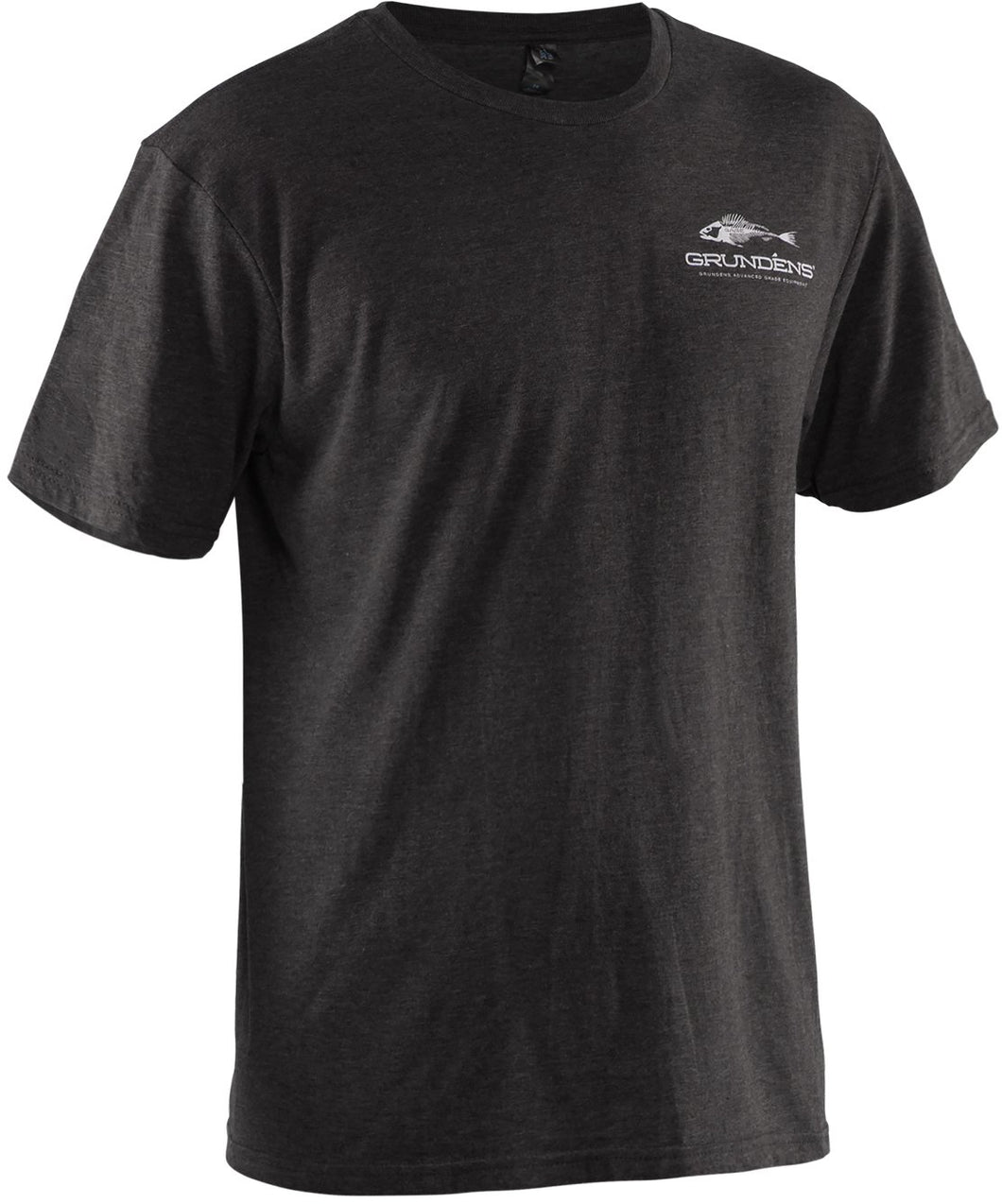 Outdoor T-Shirt in Heather Charcoal color