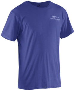 Outdoor T-Shirt in Vivid Royal color