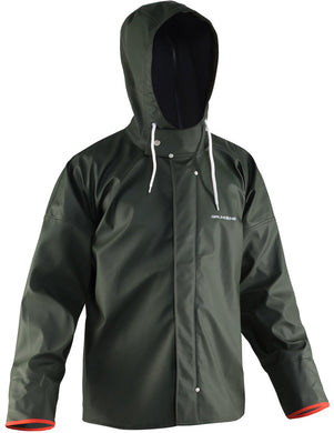 Petrus Heavy Duty Jacket W/Neo in Green color