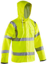Load image into Gallery viewer, Petrus Heavy Duty Jacket W/Neo in Hi Vis Yellow color