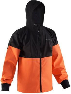 Ragnar 99 Softshell Pvc Jacket in Orange color