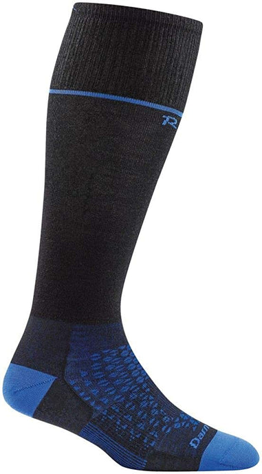 Kid's Darn Tough RFL Jr. OTC Ultra-Lightweight Sock in Black