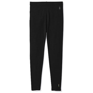 Kid's Smartwool Kids' Merino 250 Baselayer Bottom in Black