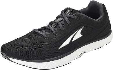 Altra Men's Escalante 2.5 Road Running Shoe in Black from the side