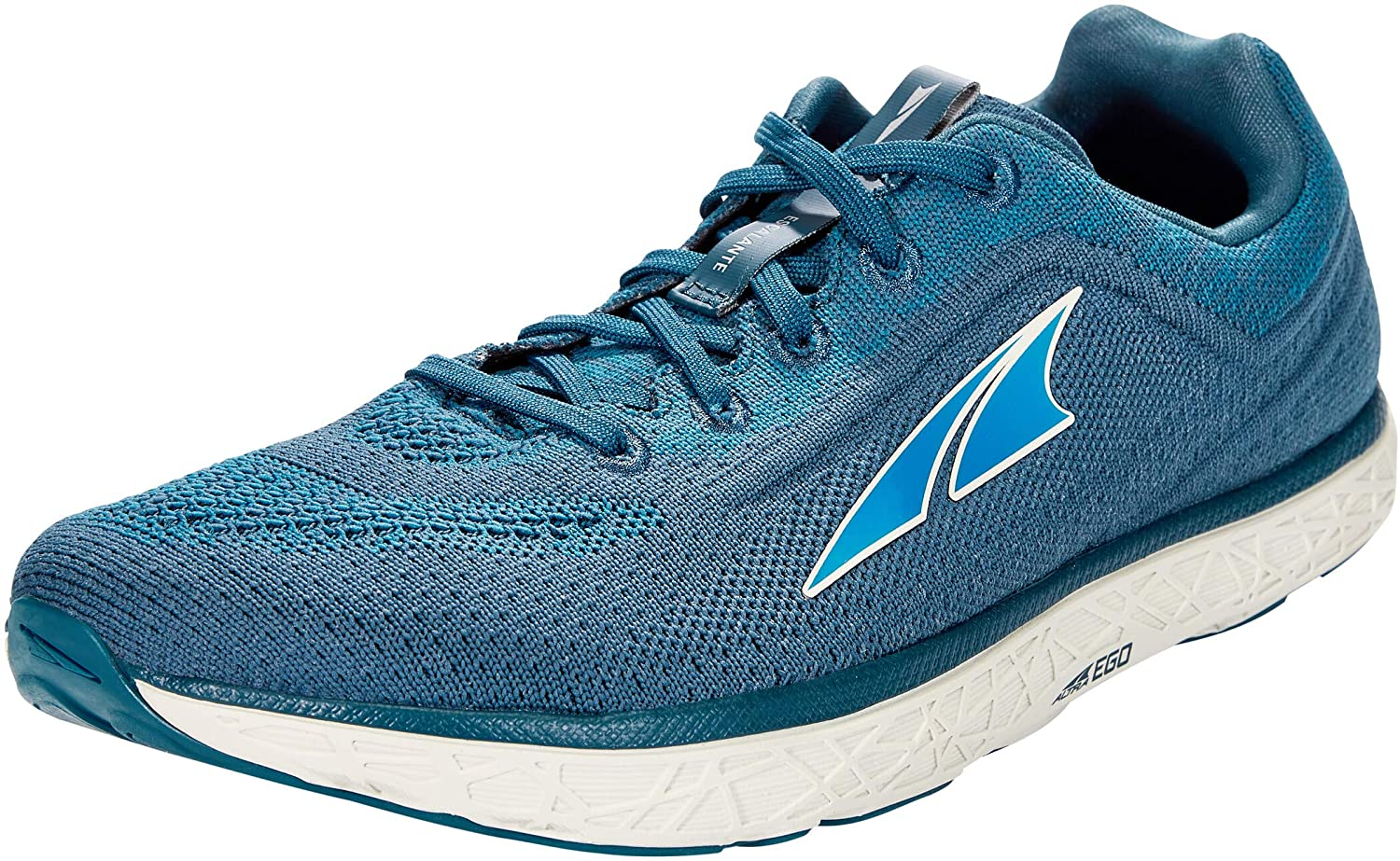 Altra Men's Escalante 2.5 Road Running Shoe in Majolica Blue from the side
