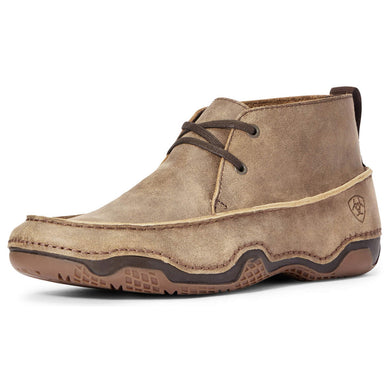Men's Ariat Venturer Western Boot in Brown Bomber