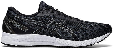 Men's Asics Gel Ds Trainer 25 Running Shoe In Black Carrier Grey
