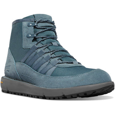Danner Men's Jungle 917 Lifestyle Boot in Goblin Blue from the side