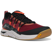 "Load image into Gallery viewer, Danner Men's Rivercomber 3"" Hiking Shoe in Red/Orange from the side"