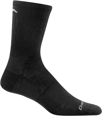 Men's Darn Tough Breakaway Micro Crew Ultra-Lightweight Sock in Black
