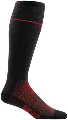 Men's Darn Tough RFL Thermolite OTC Ultra-Lightweight Sock in Black