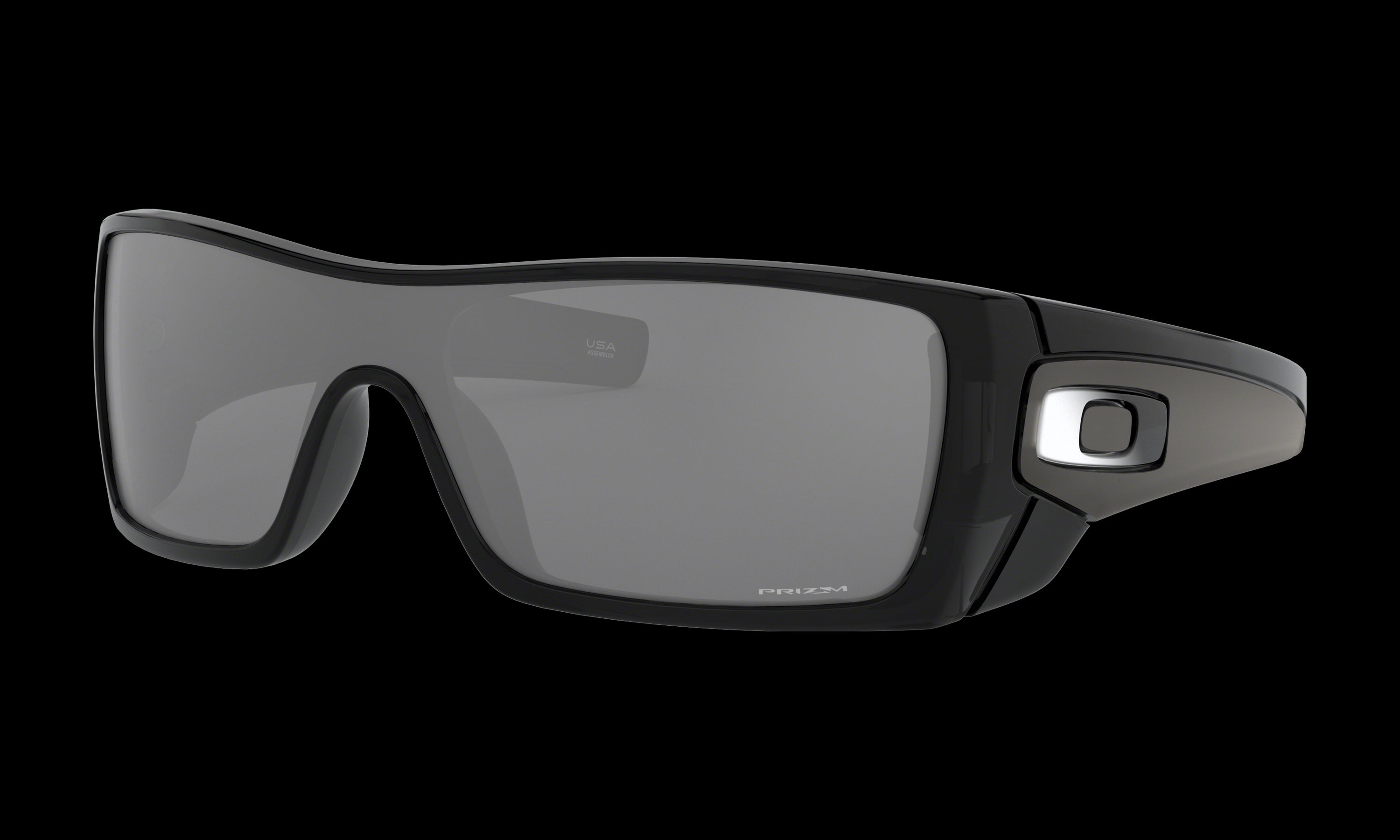 Men's Oakley Batwolf Sunglasses in Black Ink Prizm Black
