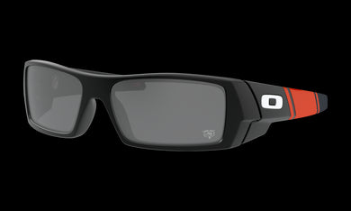 Men's Oakley Chicago Bears Gascan Sunglasses in Matte Black Prizm Black