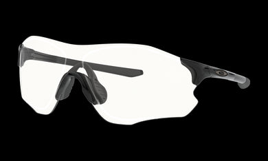 Men's Oakley Evzero Path (Asia Fit) Sunglasses in Polished Black Clear