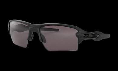 Men's Oakley Flak 2.0 XL Sunglasses in Matte Black Prizm Black
